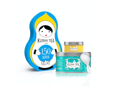 Wellness doll gift set featuring Blue Detox and BB Detox