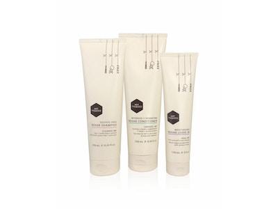 Hot Tresses REHAB Shampoo, Conditioner † Leave-In (set)
