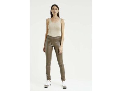 LEGGINGS NUSTO TAUPE
