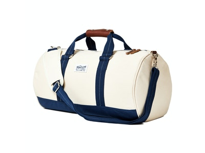 THE MASTLINE Co.  |  Hudson Barrel Duffel Bag