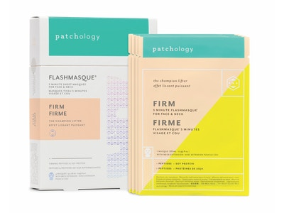 FIRM 5 MINUTE FLASHMASQUE® SHEET MASKS FOR FACE AND NECK
