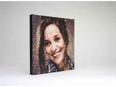 My Social Mosaic - Canvas