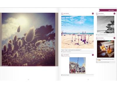 My Social Book Instagram