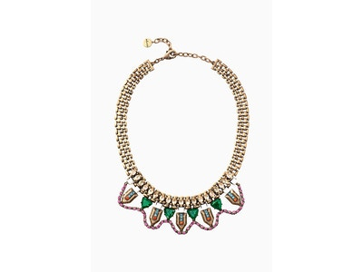 Rebecca Minkoff x Stella & Dot- Prisma Statement Necklace