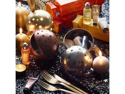 🎄🎁 L'Occitane Weihnachtskugeln 🎄🎁