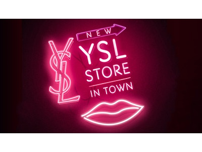 YSL Beauty SoHo Pop Up NYC