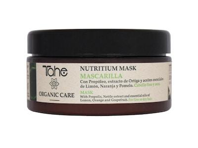 MASCARILLA NUTRITIUM ORGANIC CARE ¡Formuladas con un 97% de ingredientes de origen natural!