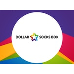 Dollar Socks Box