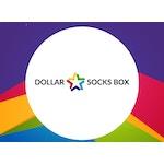 Dollar Socks Box